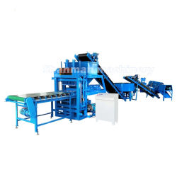Ziegelstein-Maschine des roten Lehm-Qts4-10 zu preiswertem Preis