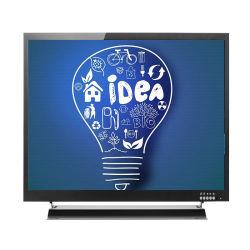 HD CCTV-monitor met 1024*768 metalen behuizing en hoge resolutie