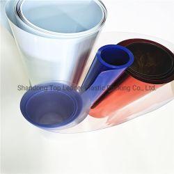 O PVC rígido coloridos de plástico PET dos rolos de filmes para o Pacote Alimentar