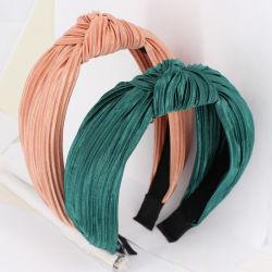 Fashion New Design Jewelry Hair Accessoires Hair Band Spa Nylon Yoga Hoofdband