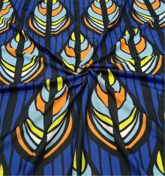 Novo Design Imprimir Lady 80 20 Calções de Lycra tecido de nylon