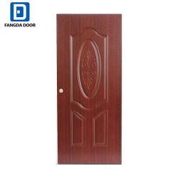 교실형 문로 사용되는 Fangda Red Walnut Steel Door