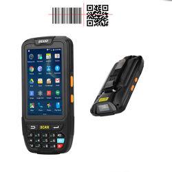 رمز UPC رمز PDA 2D لاسلكي محمول باليد الرمز الشريطي ماسحة ضوئية بلوحة مفاتيح
