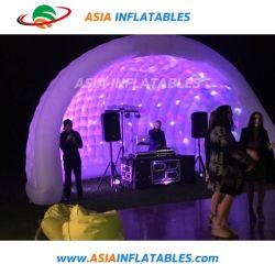 Verlichting opblaasbare cabine en conus voor Party