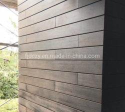 Comitato decorativo della parete di bambù di legno esterna a prova di fuoco dei materiali da costruzione