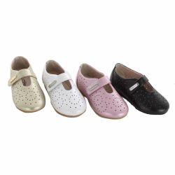 De nieuwe Schoenen van de Kleding van de Kinderen van de Jonge geitjes Formele Pu van de Stijl Glanzende Zachte