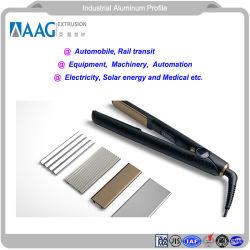 Acero inoxidable y aluminio mecanizado de piezas componentes con precisión el proceso de mecanizado CNC