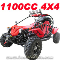EEC/EPA 1100cc 4X4 Go Kart (MC-455)