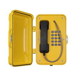 Telefoni industriali impermeabili PSTN/SIP Outdoor IP66 Tunnel