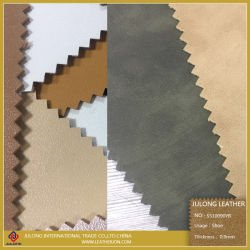 Yangbuck Muster Kunstleder aus PU Für Schuhmaterial
