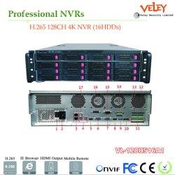 128 CH 8 hdds rede CCTV DVR Gravador de Vídeo Digital Video Recorder