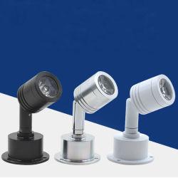 1W 3Вт Светодиодные лампы кабинета для демонстрации, ювелирные украшения дисплея