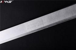 Высокое качество Kws прочного HSS и Выравниватель поверхности древесины из твердого сплава ножей для деревообрабатывающей промышленности режущих инструментов 3*30*430
