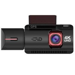 4K 3-Channels Auto-Gedankenstrich-Kamera mit heller SuperNachtsicht IR-LED