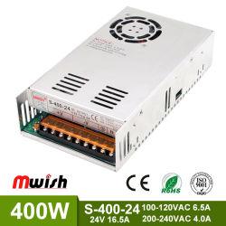 24V 16,5 A 400W Источник питания для светодиодной подсветки дисплея фрагмента AC110-240V бесплатная доставка