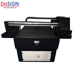 CER 100cm*150cm Flachbett-UVdrucker des großen Format-A0 mit Lack