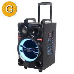DJ Box Professional parleur audio caisson de basses en bois