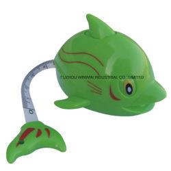 Design de peixe para medição de PVC (WW-PTM10)