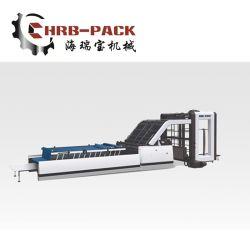 La laminación de papel corrugado flauta automático maquinaria; 3ply máquina Cartón laminado