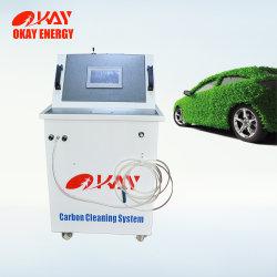 De professionele Reinigingsmachine van de Koolstof van de Motor van een auto Hho van het Kenmerkende Hulpmiddel van de Motor Mobiele