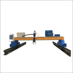 A alavanca multifuncional de grande Gantry Plasma CNC máquina de corte para venda a quente