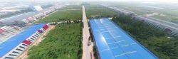 Coperchio al suolo non tessuto dell'Anti-Erba della stuoia di controllo del tessuto della barriera dei pp Weed in rullo per la serra del giardino