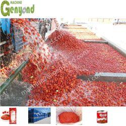 Usine directement les petites la pâte de tomate Making Machine