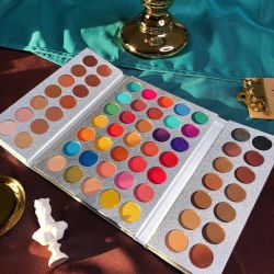 Gamma di colori chiara opaca madreperlacea diretta dell'ombretto della polvere della cipolla 30-Color della fabbrica nuova