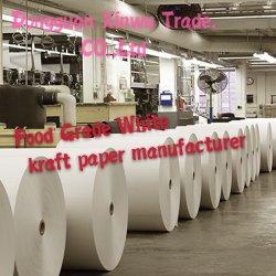 250GSM weißes Kraftpapier Muster-Papier für Textilindustrie