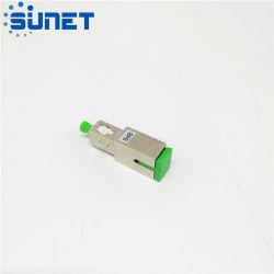 Fabricante Sc fijo / APC Macho a hembra tipo atenuador de fibra óptica con 1dB 5dB 10dB 15dB