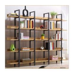 Qualités d'acier Salle d'étude d'étagère d'affichage des plaques de châssis en acier Bibliothèque