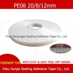 OEM-PE Self-Adhesive ленту, Съемная кассета, антистатический пакет герметизирующую ленту, пакет закрытие ленту, герметизирующую ленту (20*8*12мм)
