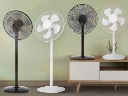 Ventilator, Elektrische Ventilator, de Ventilator van de Vloer, de Ventilator van de Lijst, de Ventilator van de Muur, de Ventilator van de Toren, Plafondventilator, Bevindende Ventilator, KoelVentilator, de Ventilator van gelijkstroom, Navulbare Ventilator en ZonneVentilator