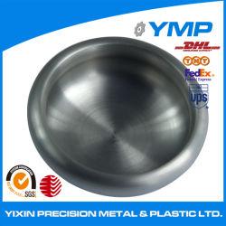 De Metal personalizados Yo-Yo con piezas de anodizado de color gris