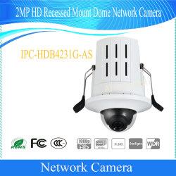 Dahua 2MP 감시 HD 네트워크 CCTV 방수형 실외 매입형 마운트 디지털 비디오 IP 돔 보안 네트워크 PoE 카메라(IPC-HDB4231G-AS)