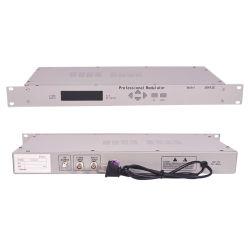 Modulatore con filtro analogico SAW adiacente Softel CATV 870 MHz