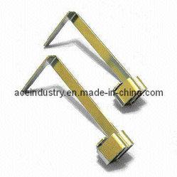 Parti di perforazione, metallo che timbra le parti/le parti stampaggio profondo/parti inossidabili con cromato giallo