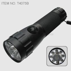 Função de múltiplos 1W + 8 Lanterna LED (T 4075)