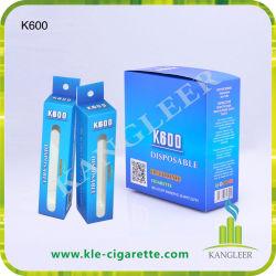 90 mAh/150mAh/280mAh Kangleer 200/400/600puffs Ecigarette descartáveis com Tank-Based ou sistema embutido atomizador. Novo Ecig descartáveis (K200, K400, K600)