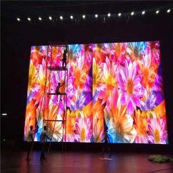 Indoor-Verleih P1.95 SMD Elektronische Full Color LED-Displays für DJ