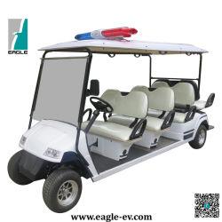 電気Golf Cars、8 Seats、Rear Jumper Seatとの、Eg. 2068ksf