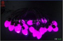 Chaîne de boule de lumière à LED pour Noël Christmal Doecoration/LED Boule de lumière/voyant LED