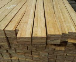 Het gelamineerde Timmerhout van het Bamboe van het Verticale en Horizontale Hout van het Bamboe