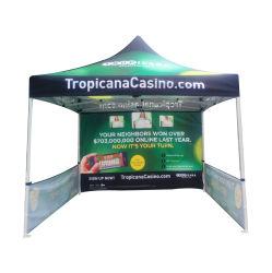Produceert Custom Outdoor Large Promotion Pop Up Trade Show Reclame Vouwbare tent voor Marquee Canopy Gazebo-evenementen (JMZP)