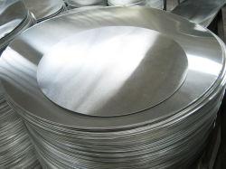 Acabamento do moinho de soldadura de círculo de alumínio anodizado endurecido