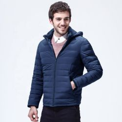 Tanboer hommes vers le bas vers le bas Manteaux Vestes Canard style court hiver chaud Manteaux vestes hommes manteau Outwear d'hiver
