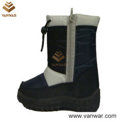 PVC Outsole (WSIB038)との安いInjected Children Snow Boots