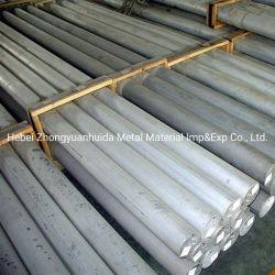 Barre de magnésium AZ91d'Az31 AM60, barre en alliage de magnésium sur la vente
