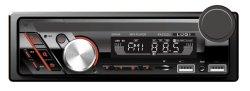 Consumer Electronics Single DIN Car Audio player MP3 com suporte