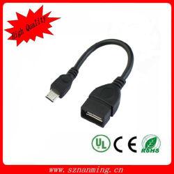 2.0 Кабель USB кабеля OTG USB OTG USB микро- микро- (NM-USB-524)